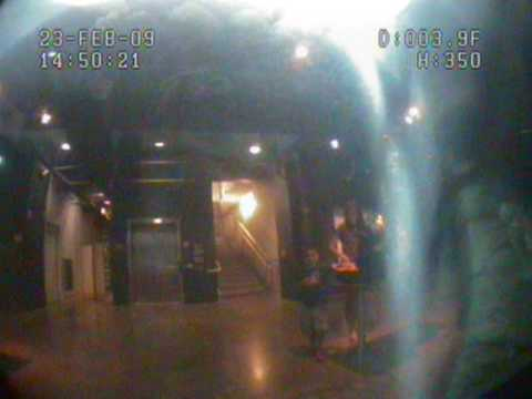 VideoRay ROV Exhibit at Bishop Museum in Oahu, Hawaii