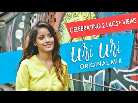 URI URI | Official Music Video| Debajit Bania Ft.Karabi Acharjya I Assamese Tropical House