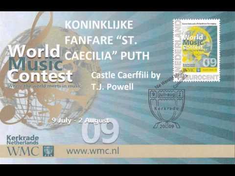 Castle Caerffili - T.J. Powell