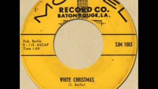 "JAMES ""SUGAR BOY"" CRAWFORD / WHITE CHRISTMAS [Montel 1003] 1961"