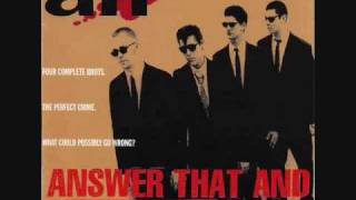 AFI Answer That And Stay Fashionalbe pt 1 of 3