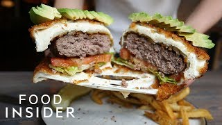 The Ultimate NYC Burger Tour