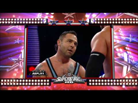 WWE Superstars - August 9, 2012