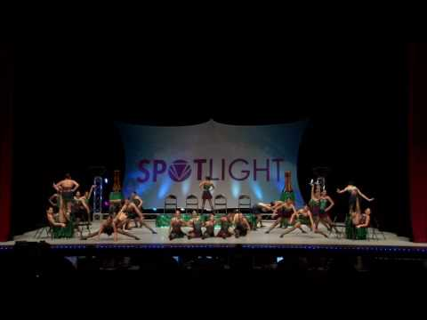 Best Musical Theatre // THE NIGHT THEY INVENTED CHAMPAGNE - Precision Dance Center [Fresno, CA]