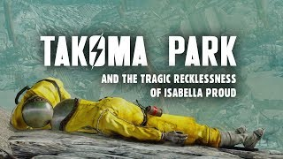 Takoma Park & The Tragic Recklessness of Isabella Proud - Fallout 3 Lore