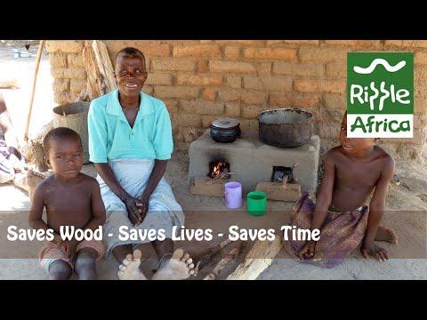 Changu Changu Moto Fuel Efficient Clean Cookstove - RIPPLE Africa