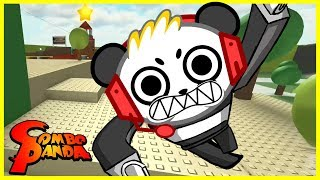 Roblox Runners Path PARKOUR CHALLENGE Lets Play with Combo Panda