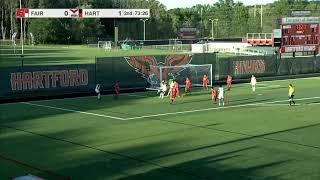 Men's Soccer vs Fairfield Highlights