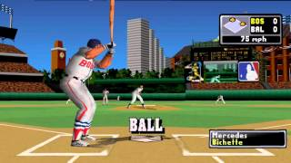 High Heat 2002 MLB Baseball PS1/PSX Widescreen HD PCSXR