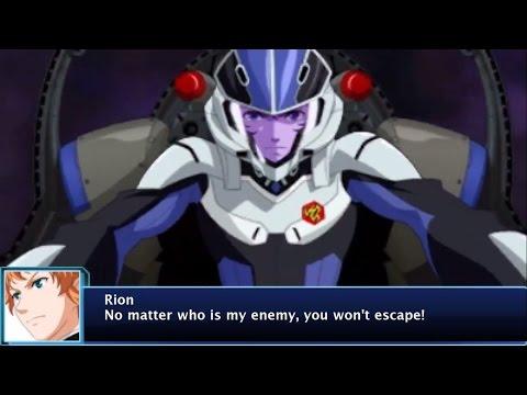 Super Robot Wars BX - YF-30 Chronos All Attacks (English Subs)