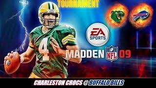 Madden 09 Tourney - Charleston Crocs @ Buffalo Bills