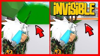 GRANADA DE GAS INVISIBLE TIP IN MAD CITY - Roblox