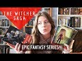 Gambar cover The Witcher Books | Spoiler-Free Recommendation! | Reading Order