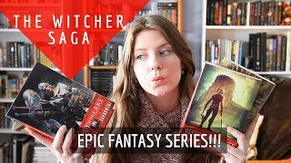 The Witcher Books | Spoiler-Free Recommendation! | Reading Order