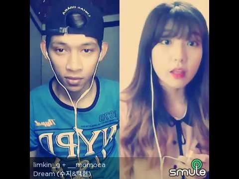 PERFECT [COVER] Dream - Suzy & Baekhyun Smule Indonesia ft. Korea