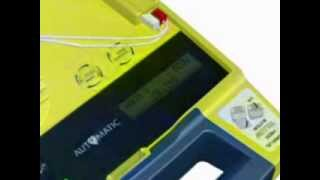 AED G3 Plus Automatic Voice Prompts (UK) | AED Demo Video