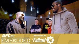 UFC 235 Embedded: Vlog Series - Episode 3
