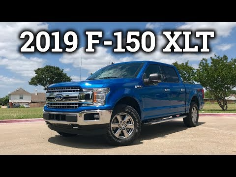 2019 Ford F-150 XLT 2.7L EcoBoost | Capable Everyday Truck