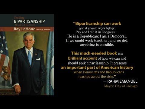 Cambria Press Publication - Seeking Bipartisanship by Ray LaHood with Frank H. Mackaman