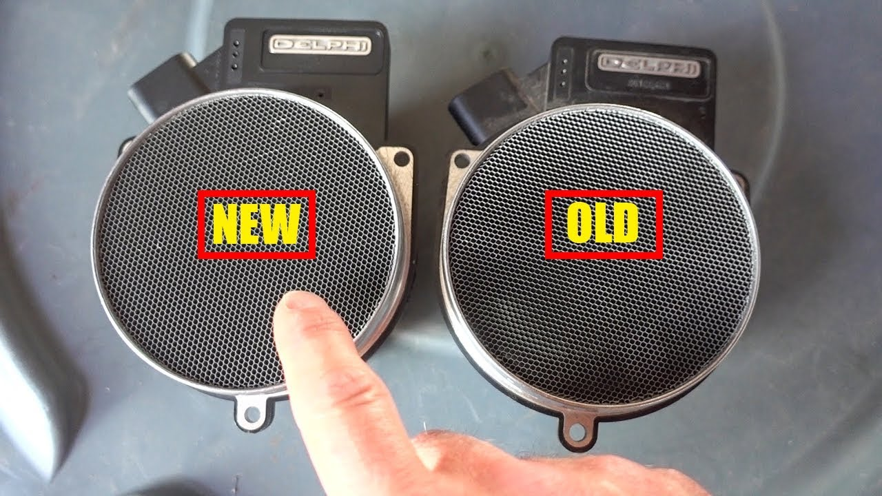 chevy 5 3l mass air flow sensor replacement  [ 1280 x 720 Pixel ]