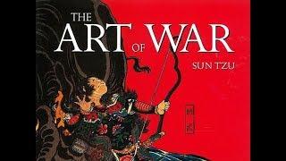 Гл. 3, 4 THE ART OF WAR, SUN TZU, ИСКУССТВО ВОЙНЫ, АУДИОКНИГА АНГЛИЙСКОМ И РУССКОМ.