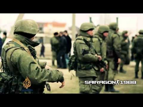 Русские идут! RUSSIAN ARMY IN CRIMEA! russian roulette