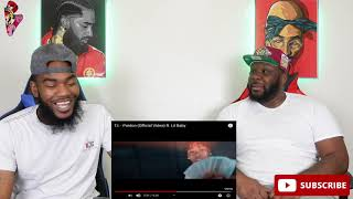 T.I. - Pardon (Official Video) ft. Lİl Baby REACTION!
