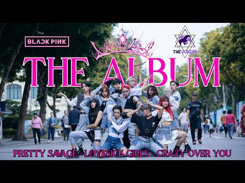 [KPOP IN PUBLIC] BLACKPINK - THE ALBUM (블랙핑크 1st ALBUM) Cover & Choreo by THE JOKERS from VietNam