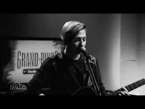 "American WiFi - ""Spin My Record"" (LIVE & Unplugged on LCC TV/Radio)"