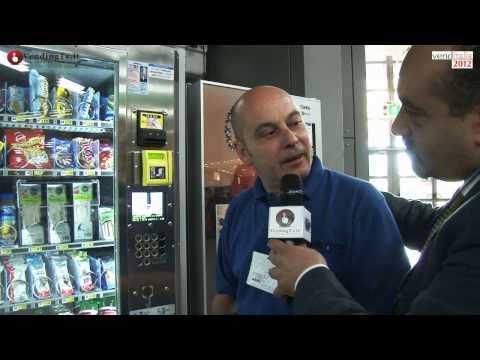 VendingTV.it - VENDITALIA 2012 - Fabio Russo intervista Gianni Corona della IVS Italia