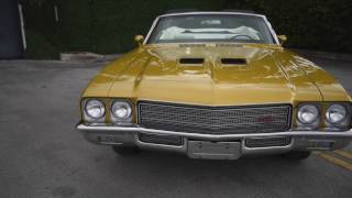 1971 Buick GS 455 Convertible FOR SALE
