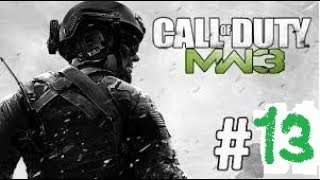 Call of duty modern warfare 3 - chapter 13 -  Stronghold (pc)