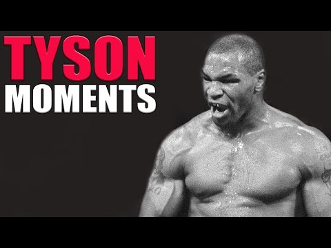 Mike Tyson - Angry Moments (Interview)