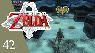 Let's Play The legend of zelda Twilight princess FR WIi U HD #42 Hero -  20 COEUR ENFIN  !!