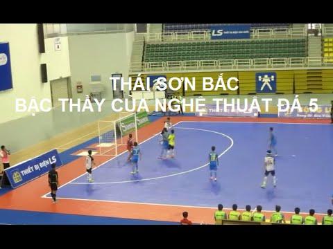 Thái Sơn Bắc - Bậc thầy nghệ thuật đá 5 - Powerplay tactics - Futsal Toàn Quốc 2015