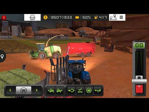 FS 18 farming simulator 18 cows grass machine