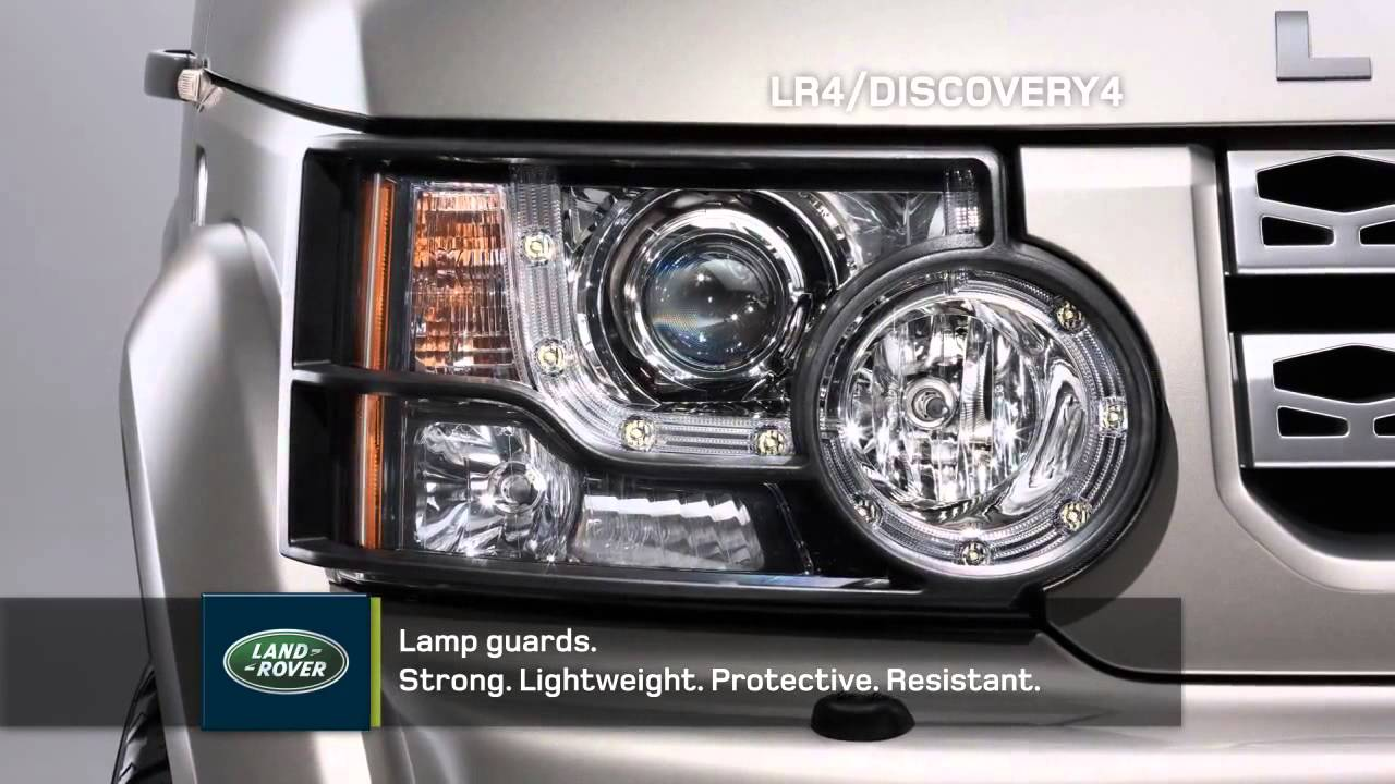Land Rover North Discovery 4 Accessory Slideshow Youtube