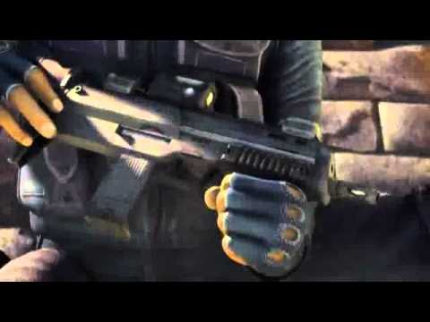 Counter Strike - Global Offensive Trailer - August 2011