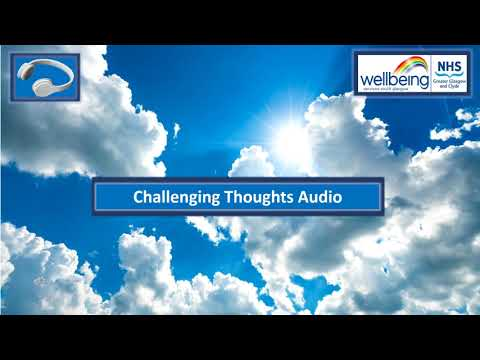Challenging Thoughts Audio