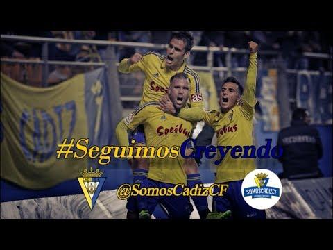 #SEGUIMOSCREYENDO || SOMOS CADIZ CF