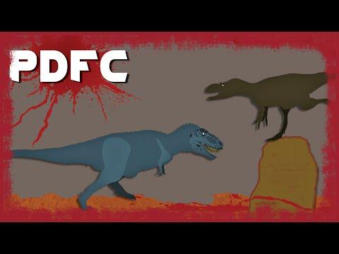 PDFC - Albertosaurus vs Tyrannosaurus