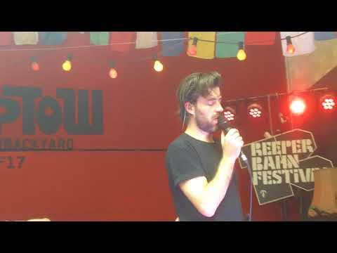 J Bernardt - Running Days @Reeperbahnfestival 23/9/17