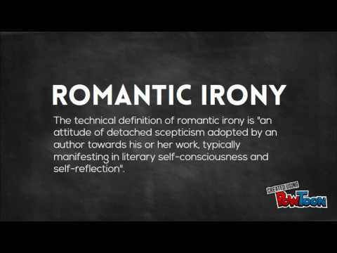 examples of irony in literature
