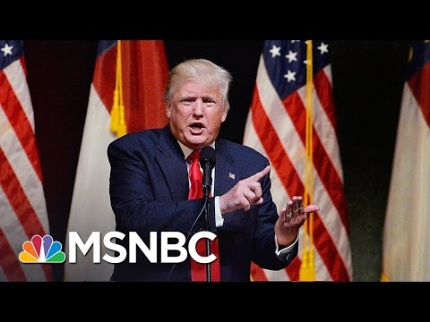Donald Trump Accuses Hillary Clinton Of Bribing Attorney General Loretta Lynch | MSNBC