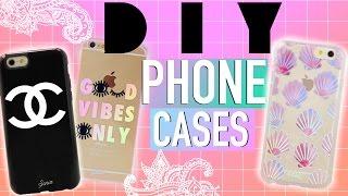 DIY iPhone Cases! #TumblrMySummer