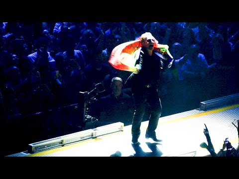 "U2 / 4K / ""Pride (In the Name of Love)"" (Live) / United Center, Chicago / June 28th, 2015"