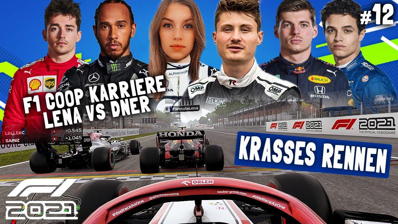Download UNSER BESTES RENNEN EVER | F1 2021 Koop Karriere #12 | Lena & Dner