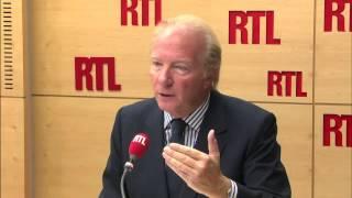 Brice Hortefeux : Seul Sarkozy a réussi à faire reculer le FN - RTL - RTL