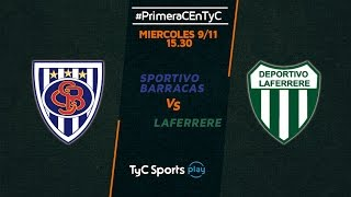 Sportivo Barracas vs Laferrere full match