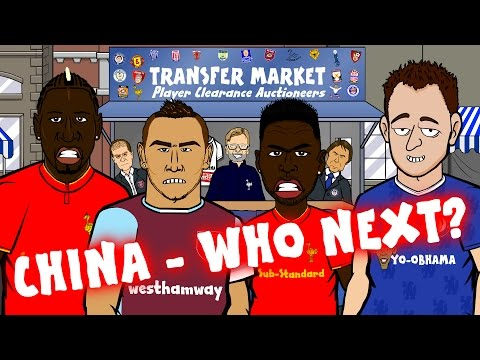 PAYET TO CHINA? STURRIDGE to CHINA? TERRY to CHINA? Transfer Market - Episode 1